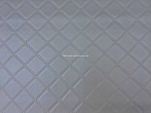PRESTIGE Pintuck Quilted Leather Material