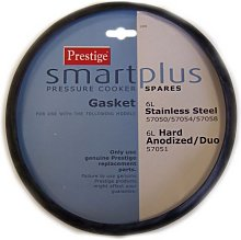 Prestige Stainless Steel 6L Pressure Cooker Gaske