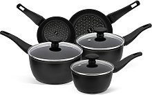 Prestige Thermosmart 5 Piece Cookware Set