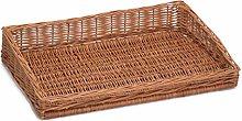 Prestige Wicker Basket, Willow, Natural, One Size