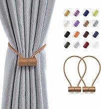 Pretty Jolly 2 Pack Magnetic Curtain Tiebacks 16