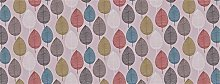 Pretty Spring Coloured Leaves Vinyl Tablecloth |