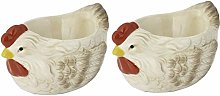 Price and Kensington Dolomite Hens Egg Cup White