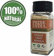 Pride of India - Indian Chat Masala Sesaoning