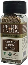 Pride Of India - Organic Ajwain Seed Whole, 2.1 oz