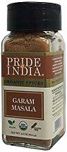Pride Of India -Organic Garam Masala Ground, 2.2