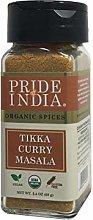 Pride Of India - Organic Indian Tikka Curry Masala