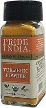 Pride Of India- Organic Turmeric Ground (High