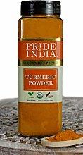 Pride Of India- Turmeric Ground (High Curcumin) -