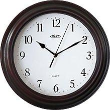 PRIM Dark Wood Wall Clock