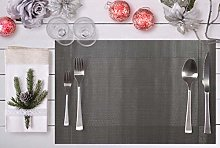 Prime Deals Placemats Set of 6 Easy-to-clean