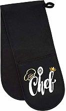 PRIME Homewares Super Chef Double Oven Glove 100%