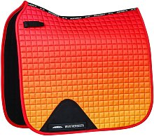 Prime Ombre Jump Shaped Saddle Pad (Pony)