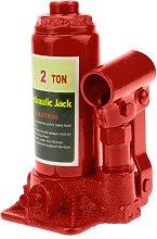 PrimeMatik - Hydraulic bottle jack of 2 Tm