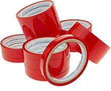 PrimeMatik - Red adhesive tape for bag neck sealer
