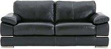 Primo Italian Leather 3 Seater Sofa