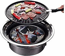 Primst Multifunctional Charcoal Barbecue Grill,