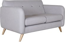 Princess 2 Seater Sofa Isabelline Upholstery