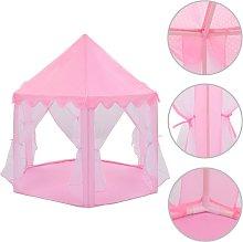 Princess Play Tent Pink