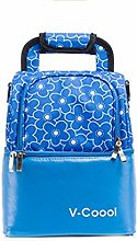 Prindong Love Pattern Insulated Bag Large Cooler