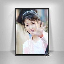 Print On Canvas Iu Kpop Poster Canvas Art High