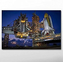 Print on Canvas Posters And Prints Space Shuttle