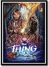 Print on canvas wall art The Thing Movie Posters