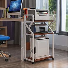 Printer Stand Computer Mainframe Shelf Floor