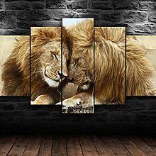 Prints On Canvas 5 Pieces Canvas Wall Art Canvas