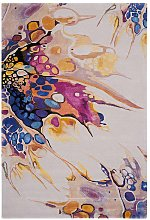 Prismatic PRS20 Grey Lilac Multi 297 x 419cm