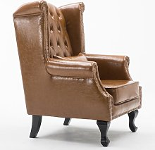 Pritchett Wingback Chair Williston Forge