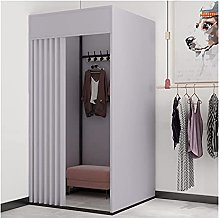 Privacy Shower Tent Changing Room Thick Linen