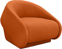 Privatefloor - Bed couch - Small - Roly Orange