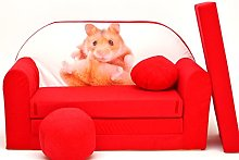 Pro Cosmo D37 Kids Sofa Bed Futon with