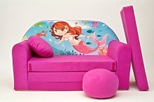 Pro Cosmo H4 Kids Sofa Bed Futon with