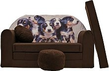 Pro Cosmo K7 Kids Sofa Bed Futon with