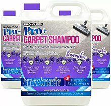 Pro-Kleen Pro+ Carpet Shampoo and Upholstery