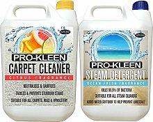 Pro Kleen Professional 5 Litre Citrus Carpet &