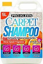 Pro-Kleen Professional Carpet Shampoo - Citrus