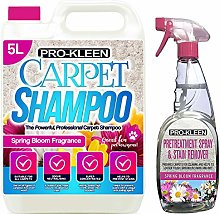 Pro-Kleen Professional Carpet & Upholstery Shampoo