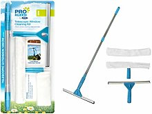 Pro Kleen Telescopic Window Cleaner Kit Cleaning