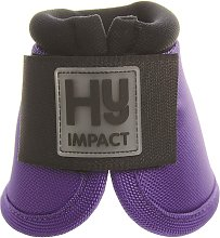 Pro Over Reach Boots (One Pair) (L) (Purple) -