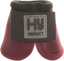 Pro Over Reach Boots (One Pair) (XL) (Burgundy) -