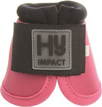 Pro Over Reach Boots (One Pair) (XL) (Pink) -