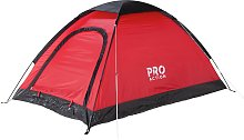 ProAction 2 Man 1 Room Dome Camping Tent