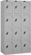Probe Everyday 4 Door Locker Nest Of 3,