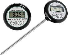 Probe Grill Thermometer Digital Kitchen Food
