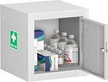 Probe Medical Cube Locker, White