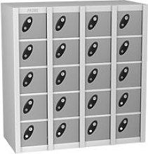 Probe MiniBox 20 Door Low Block Stackable Lockers,