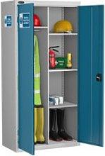 Probe PPE Wardrobe Cupboards, Blue